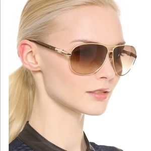 100% authentic Jimmy Choo sunglasses